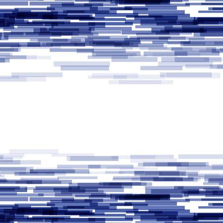 Resumen elemento de diseño azul