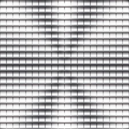 강철: 철강 패턴 일러스트