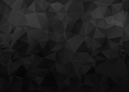 블랙 기하학적 텍스처