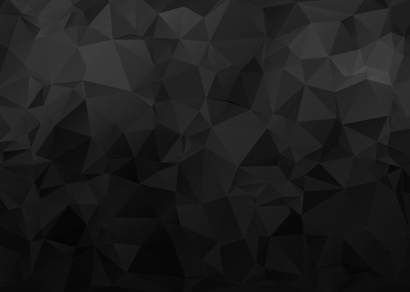 simple background: Black Geometric Texture