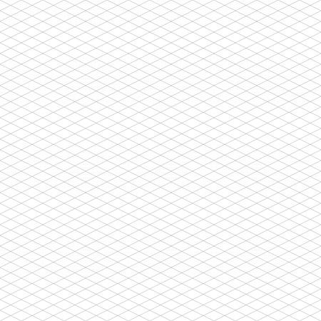 Naadloze isometrische Grid