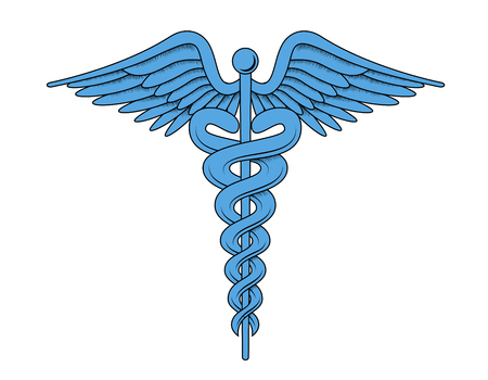 caduceo: Caduceo médico