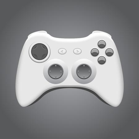 the gamepad: Gamepad version 2