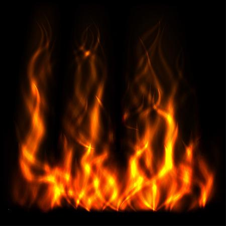 Realistic Fire