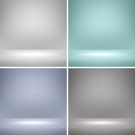 stage light: Empty Stage Backgrounds Illustration