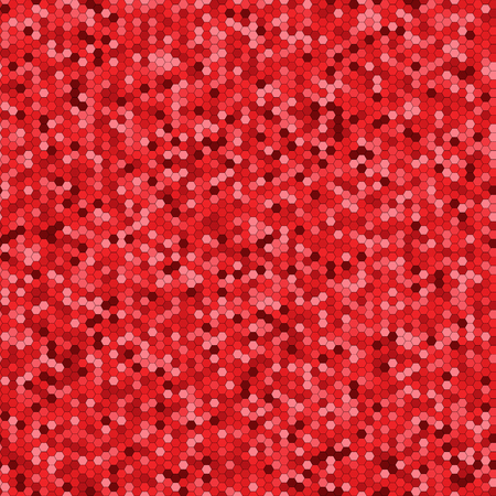 seamless: Seamless Red Sequins Pattern