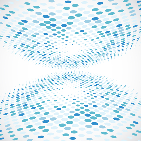 effect: Halftone Effect Illustration