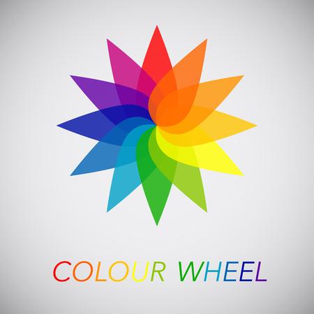 Color Wheel Fiore