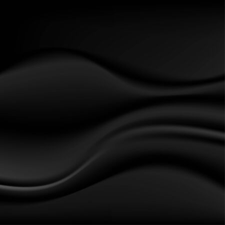 motion modern: Black Fabric Background