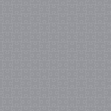 puzzle background: Seamless Jigsaw Puzzle Background