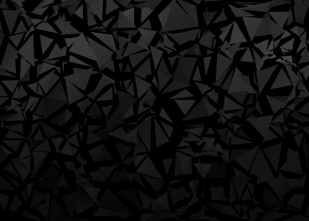 Shattered Polygon Tło
