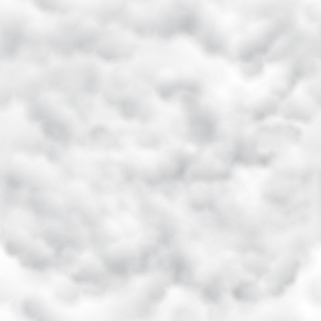 fluffy clouds: Seamless Clouds Illustration
