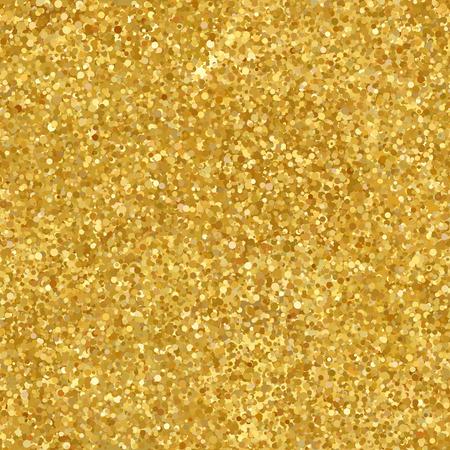 twinkle: Seamless Gold Twinkle Pattern Illustration