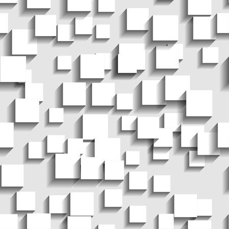 Motif carré transparent