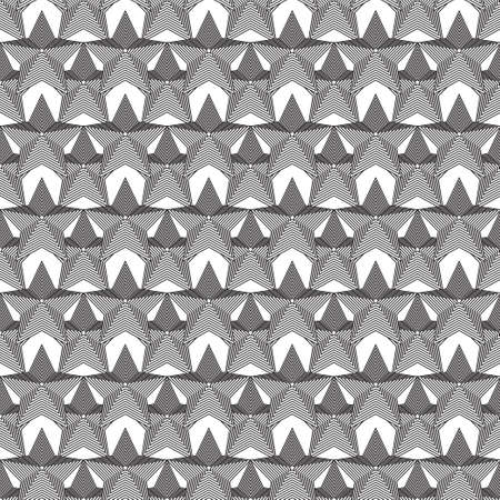star pattern: Seamless Star Pattern Illustration