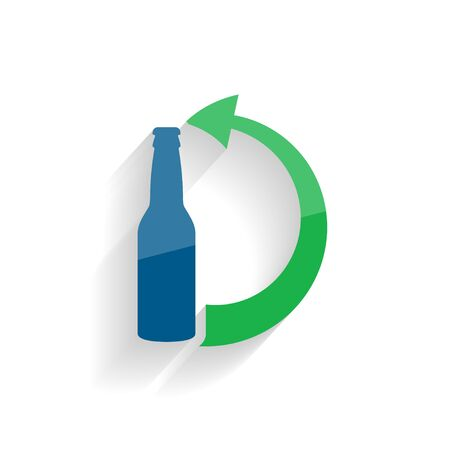 recycle icon: Bottle Recycle Icon