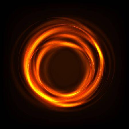 fiery: Fiery Circle