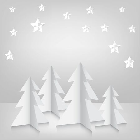 christmas paper: Christmas Paper Trees