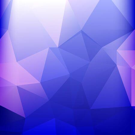 bright: Blue Background