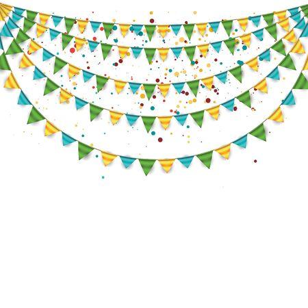 bright: Birthday Background