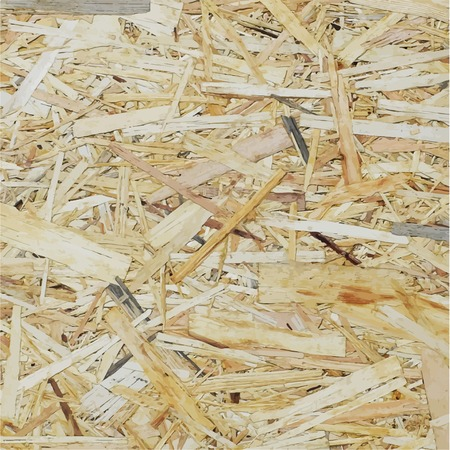 Plywood OSB Board Illustration