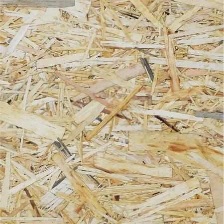 Tablero de OSB de madera contrachapada Foto de archivo - 87407374