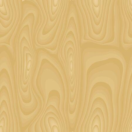 Seamless Vector Light Brown Wood Texture
