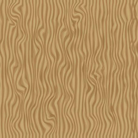 Seamless Vector Wood Texture 일러스트