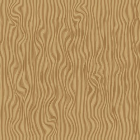 Struttura di legno di vettore senza soluzione di continuità