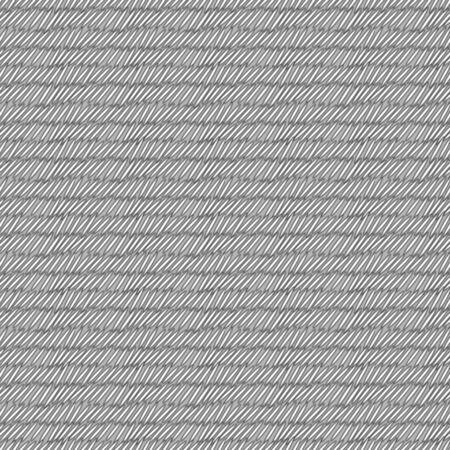 Vektor-nahtloser gestrickter Hintergrund mit abstraktem Stich