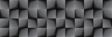 Seamless Black Texture in black