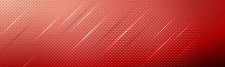 Red Modern Business design
