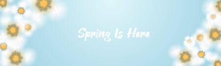 Spring Floral Blossom design