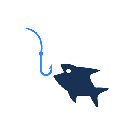Attractive and Faithfully Designed Fishing Icon