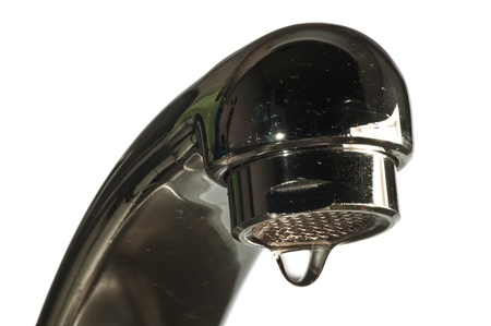 Dripping tap Stock Photo - 9262496