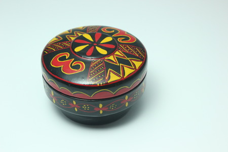 cultural artifacts: Lacquer ware