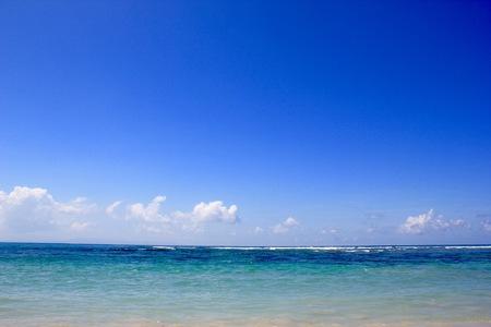 larger: Beach Stock Photo