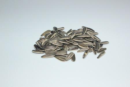 sunflower seeds: Sunflower seeds Stock Photo