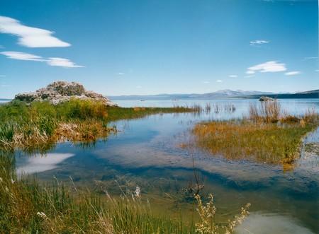 Mono Lake, California Banco de Imagens