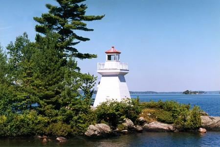 Lighthouse in Muskoka