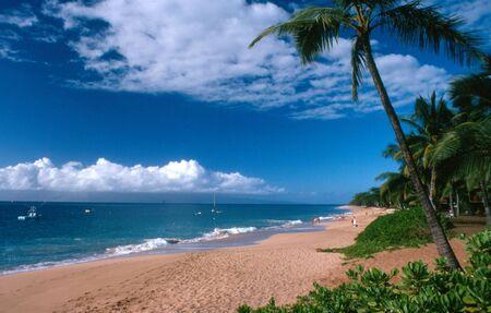 maui: Kaanapali Beach, Maui, Hawaii