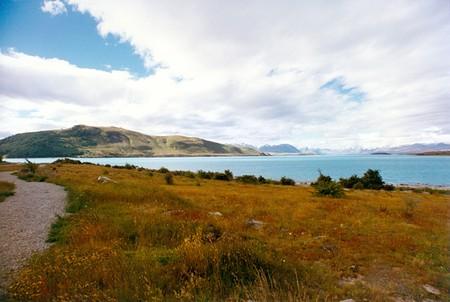 Lake Taupo, New Zealand Banco de Imagens