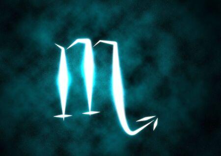 psychic: Scorpio zodiac sign