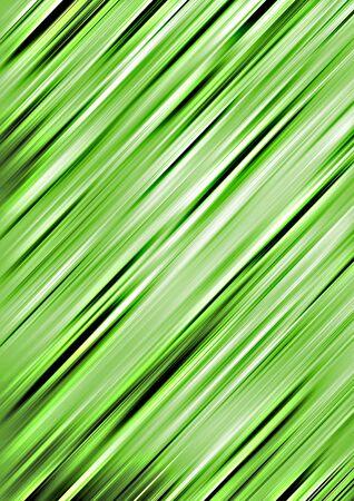 diagonally: diagonally striped abstract glowing green wallpaper texture Stock Photo