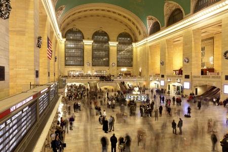 New York City, Grand central Terminal, Manhattan, December, 27, 2011