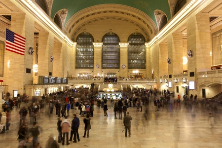 New York City, Grand central Terminal, Manhattan, December, 27, 2011