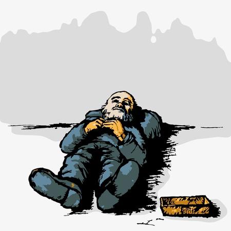 pauvre: Sans abri
