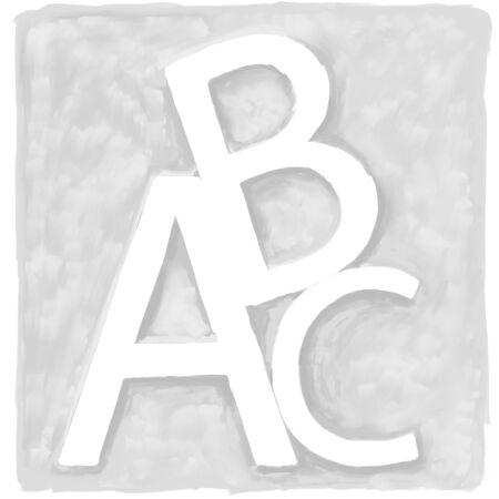 ABC Stock Photo - 10493473
