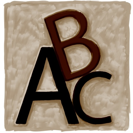 typeset: ABC Stock Photo