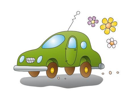 turismo ecologico: Eco-coche